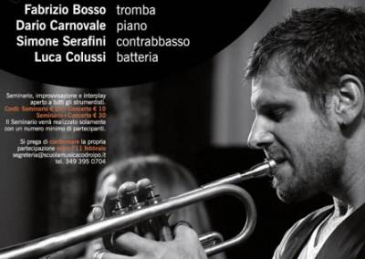 Seminario Fabrizio BossoScuola di Musica città di Codroipo