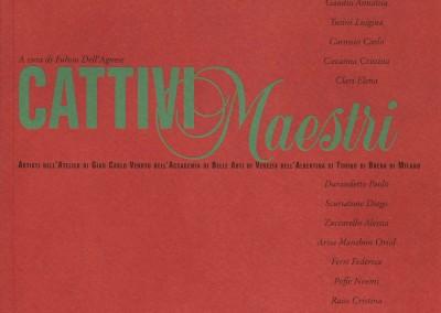 Catalogo Cattivi Maestri - Gian Carlo Venuto