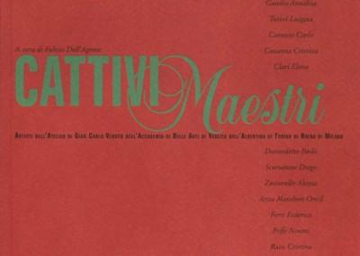Catalogo Cattivi Maestrigraphistudio