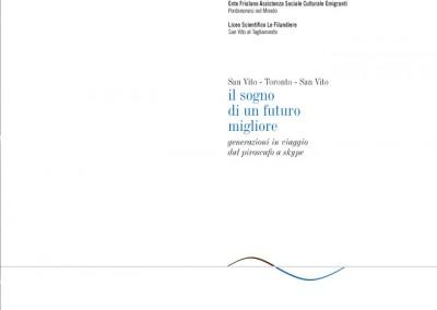Libro: il sogno di un futuro migliore EFASCE - Liceo Scientifico Le Filandiere