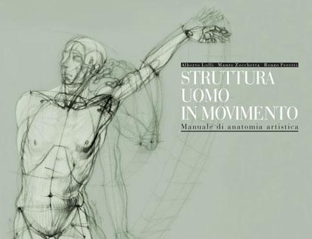 Invito volume<br>Struttura uomo in movimento<br>graphistudio