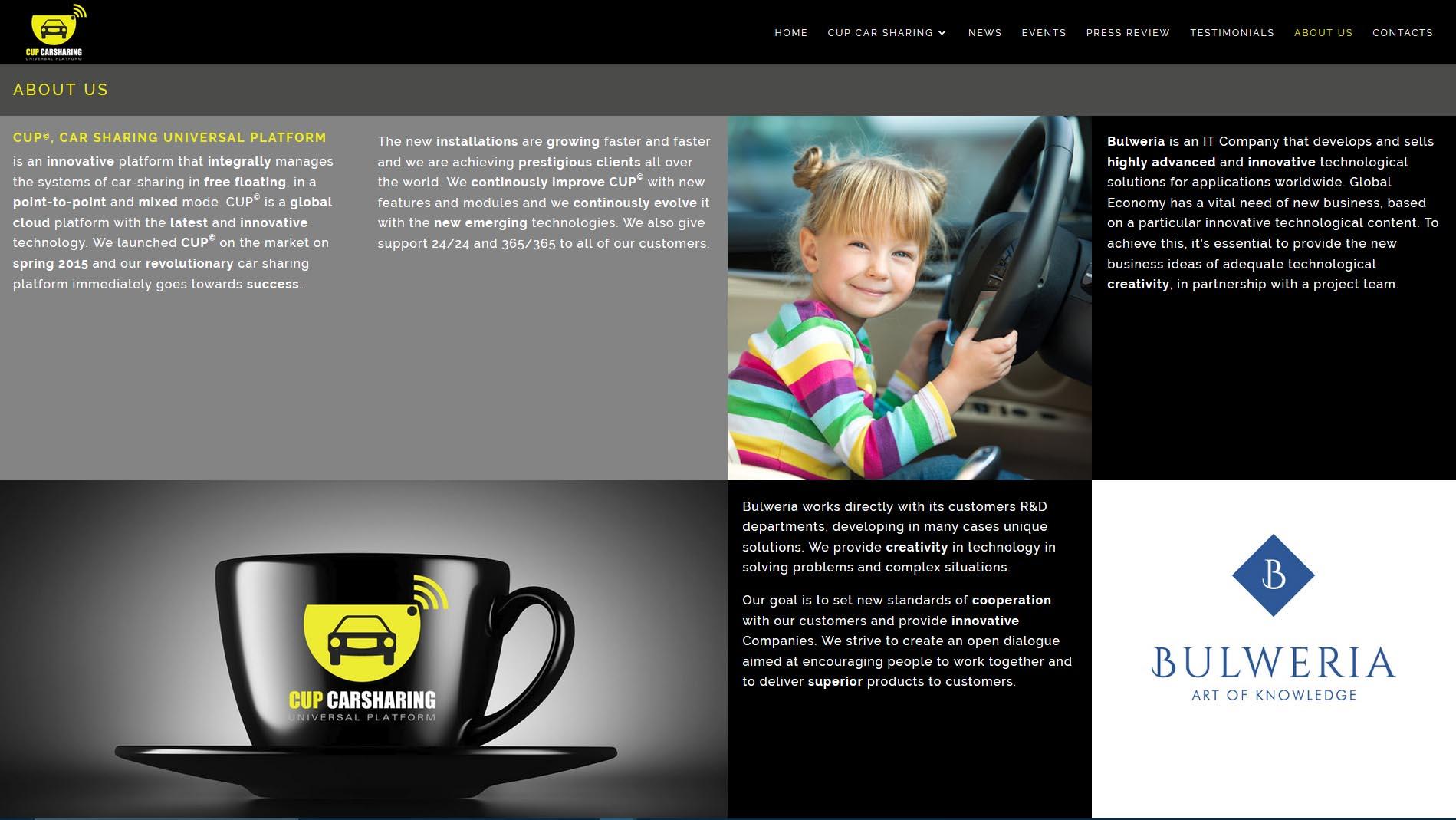 sito CUP
