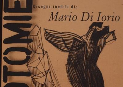 Catalogo: NOTOMIE Disegni inediti di Mario Di Iorio