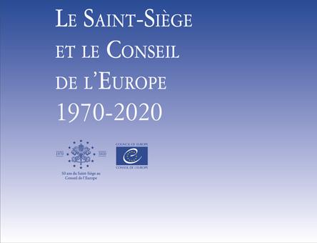 gian carlo venuto: Pannelli mostra: Le Saint-Siège  et le Conseil  de l'Europe 1970-2020