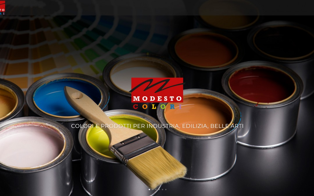 WordPress: www.modestocolori.it