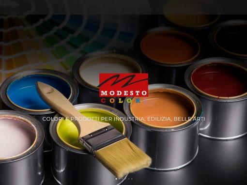WordPress: www.modestocolori.it